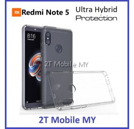 XiaoMi RedMi Note 5 Air Hybrid TPU Case Slim Bumper Fusion Cover