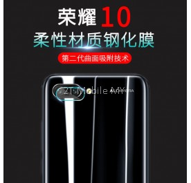Huawei Honor 10 Camera Tempered Glass Soft Screen Protector