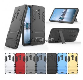 LG G7 ThinQ Ironman Transformer Kickstand Case Bumper Cover