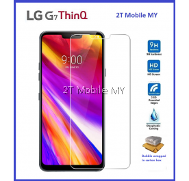 LG G7 ThinQ Tempered Glass Screen Protector 2.5D