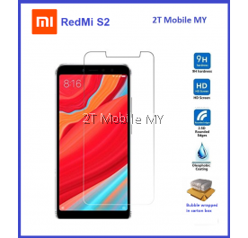XiaoMi RedMi S2 Tempered Glass Screen Protector 2.5D