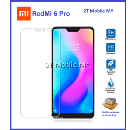 XiaoMi Mi A2 Lite / RedMi 6 Pro Tempered Glass Screen Protector 2.5D