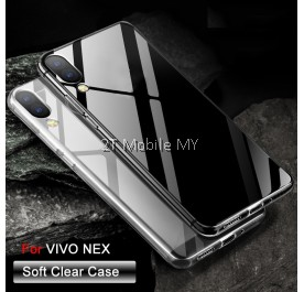 Vivo Nex Soft Transparent Case Slim TPU Cover