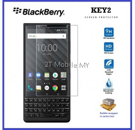 Blackberry Key2 Tempered Glass Screen Protector 2.5D