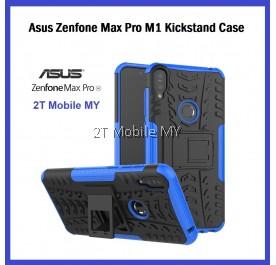 Asus Zenfone Max Pro (M1) ZB601KL Kickstand Tough Armor Bumper Case Cover 2 in 1