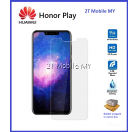 Huawei Honor Play Tempered Glass Screen Protector 2.5D