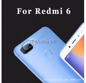 XiaoMi RedMi 6 / RedMi 6A Camera Tempered Glass Soft Screen Protector