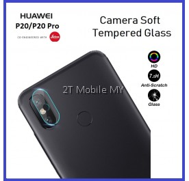 XiaoMi Mi A2 / Mi A2 Lite Camera Tempered Glass Soft Screen Protector