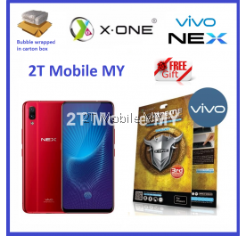 Vivo NEX X-One Extreme Shock Eliminator Screen Protector 3rd Generation