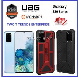 Samsung Galaxy S20 Plus / S20 Ultra / S20+ / Note 10 Plus UAG Urban Armor Gear Monarch Case Bumper ORIGINAL