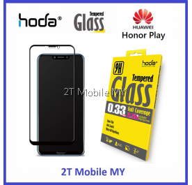Huawei Honor Play HODA 2.5D Full Coverage Tempered Glass Screen Protector