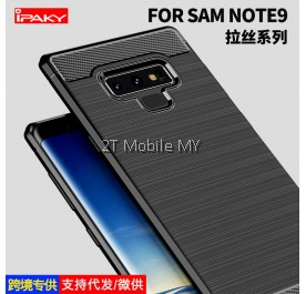 Samsung Galaxy Note 9 IPAKY Rugged Armor Bumper Case Shockproof Cover