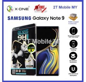 Samsung Galaxy Note 9 X-One Gorilla Series Tempered Glass Full Glue