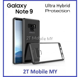 Samsung Galaxy Note 9 Air Hybrid TPU Case Slim Bumper Fusion Cover