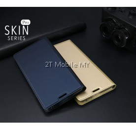 Samsung Galaxy Note 9 DUX DUCIS Luxury Flip Leather Bumper Case Cover