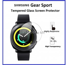 Samsung Gear Sport Tempered Glass Screen Protector