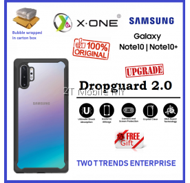 Samsung Galaxy Note 10 / Note 10 Plus / Note 10+ / Note 9 X-One Drop Guard Ver 2.0 Case Anti Shock Bumper