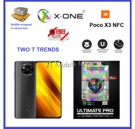 XiaoMi Poco X3 Pro / Poco X3 NFC / Pocophone F1 X-One Ultimate Pro Shock Screen Protector Upgraded Original