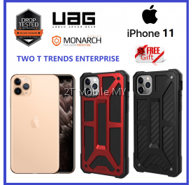 Apple iPhone 11 / iPhone 11 Pro / iPhone 11 Pro Max / XS Max UAG Urban Armor Gear Monarch Case Cover ORIGINAL