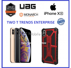 Apple iPhone XS Max UAG Urban Armor Gear Monarch Case Cover ORIGINAL