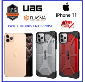 Apple iPhone 11 / iPhone 11 Pro / iPhone 11 Max / iPhone XS UAG Urban Armor Gear Plasma Case Bumper ORI