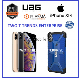 Apple iPhone XS Max UAG Urban Armor Gear Plasma Case Bumper ORIGINAL