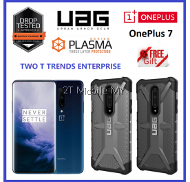 OnePlus 7 Pro 1+7 Pro / 1+6 UAG Urban Armor Gear Plasma Mil Drop Case Cover Bumper ORIGINAL