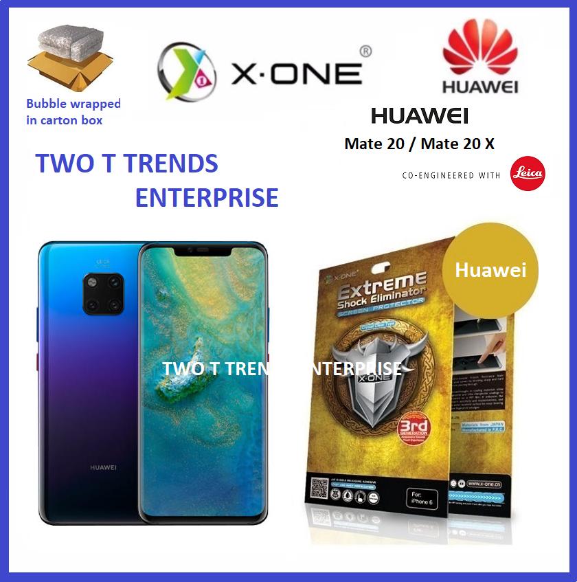 Huawei Mate 30 / Mate 20X / Mate 20 X-One Extreme Shock Eliminator Screen Protector 3rd Gen ORI