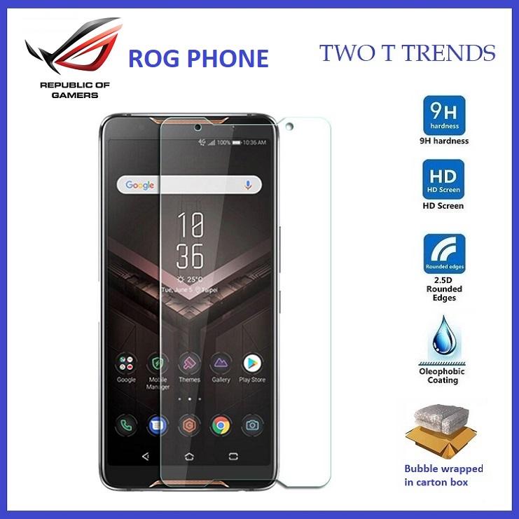 Asus ROG Phone / ROG Phone 2 Tempered Glass Screen Protector 2.5D