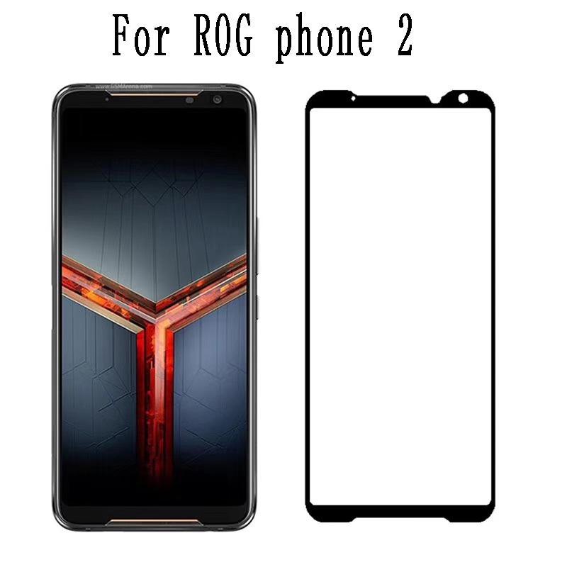 Asus ROG Phone 5 / ROG Phone 3 / ROG Phone 2 Full Glue Coverage Tempered Glass Screen Protector