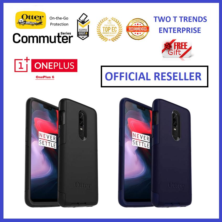 best cheap 607f0 0ea89 OnePlus 6 1+6 OtterBox Commuter Series Case Bumper Cover ORIGINAL