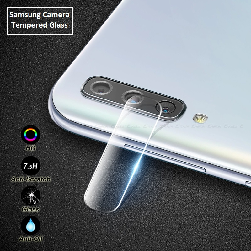 Samsung Galaxy M20 Camera Soft Tempered Glass Screen Protector