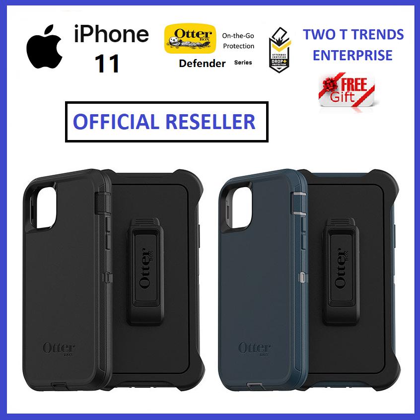 Apple iPhone 11 / iPhone 11 Pro / iPhone 11 Pro Max OtterBox Defender Series Case Bumper ORI