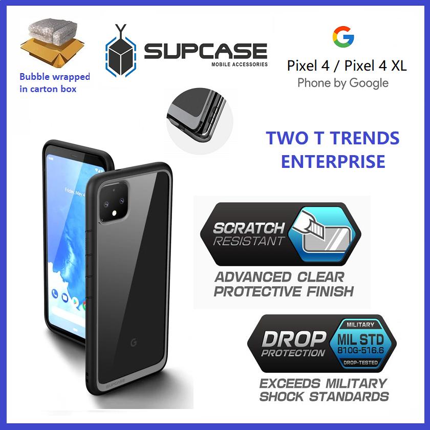 Google Pixel 4 / Pixel 4 XL SUPCASE Unicorn Beetle UB Style Case Bumper Cover ORI