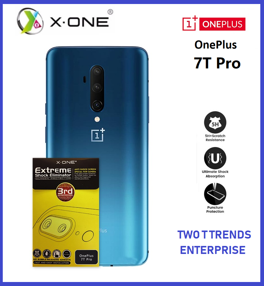 OnePlus 7T Pro / 1+7T Pro X-One Extreme Camera Lens Protector (2pcs)