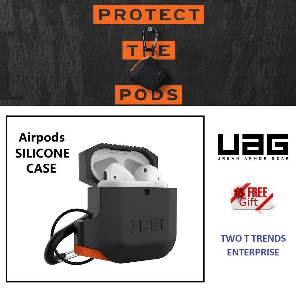 Apple Airpods 1st Gen 2nd Gen / Airpods Pro UAG Silicone Case ORIGINAL