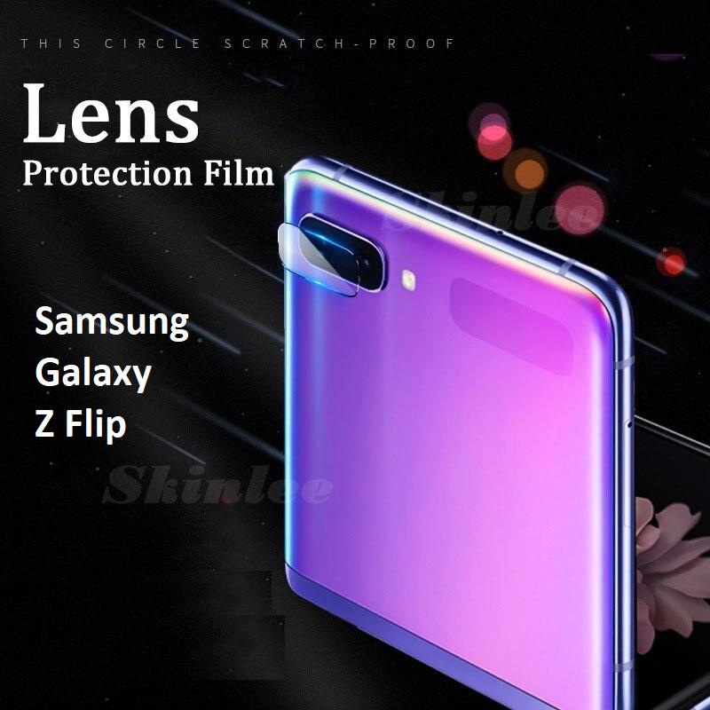 Samsung Galaxy Z Flip Camera Soft Tempered Glass Screen Protector