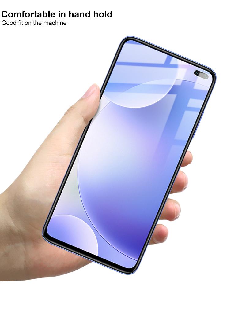 XiaoMi Pocophone F2 Pro / K30 Pro Full Glue Cover Tempered Glass Screen Protector
