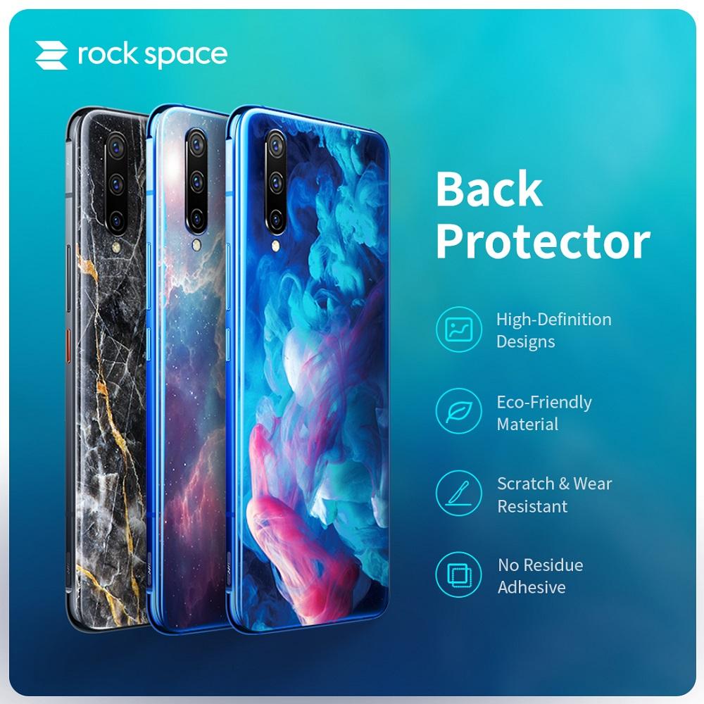 OnePlus 8 Pro / 7T / 7 Pro Rock Space Clear Matte Anti Blue Light Hydrogel Shock Proof Soft Screen Protector Rockspace