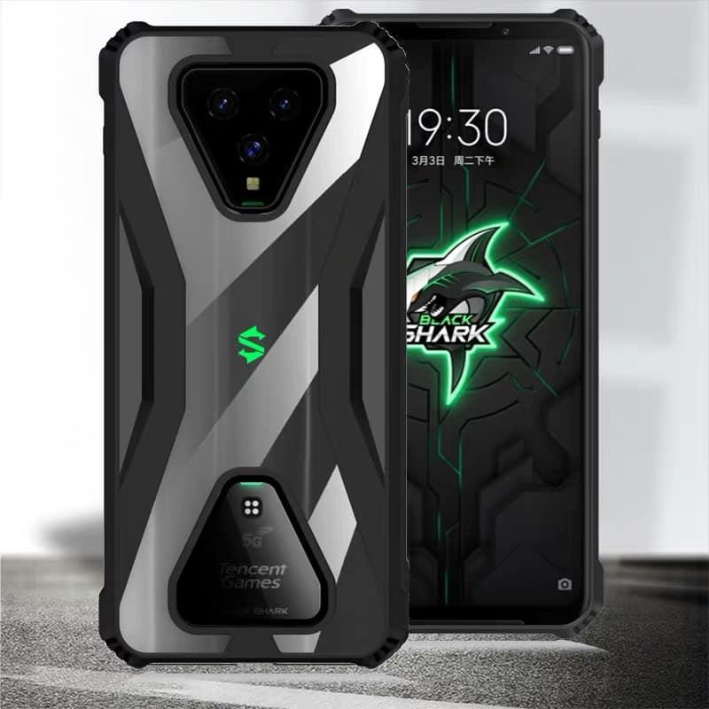 XiaoMi Mi Black Shark 3 / Black Shark 3 Pro TPU Hybrid Protection Shockproof Case Bumper Cover