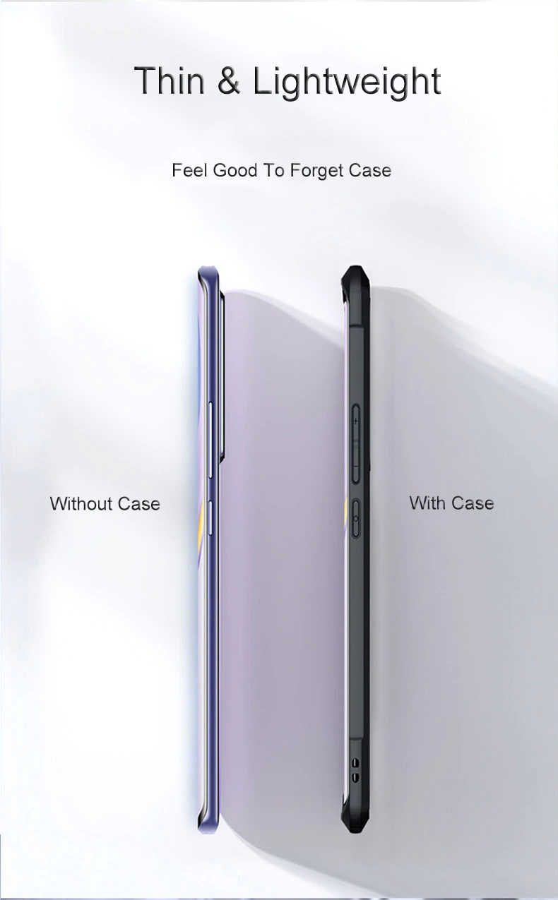 Huawei Nova 7 SE / Nova 7 Pro / Nova 7 / Nova 7i XUNDD Shockproof Military Grade Protection Bumper Case Cover ORI