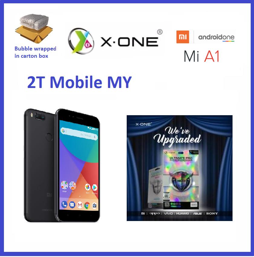 Xiaomi Mi A1 / Xiaomi Mi 5X X-One Ultimate Pro Shock Absorption Screen Protector