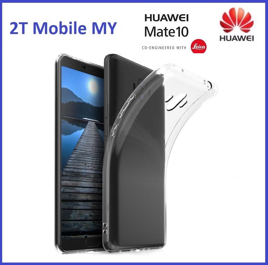 Huawei Mate 10 Mate 10 Pro Soft Transparent Case Slim TPU Cover