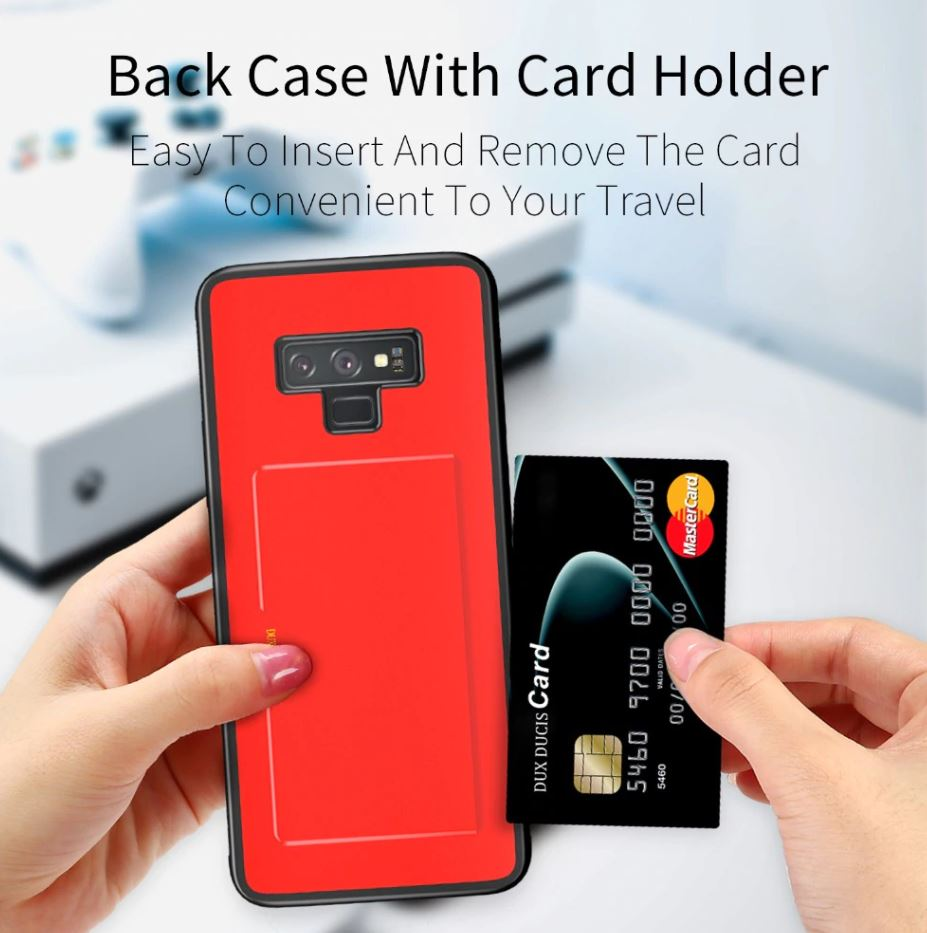 Samsung Galaxy Note 9 DUX DUCIS Luxury Card Slot Phone Case